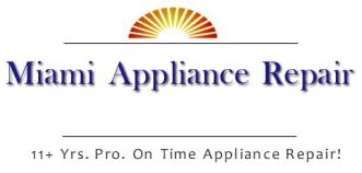 Appliance Repair Miami